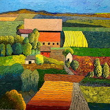 Colorful Country, Richard Patt