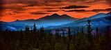 Silhouette Sunset