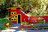 Shoe House, California