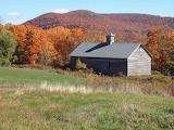 Rustic Autumn Barn