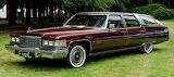 1976 Cadillac Fleetwood 60 Castilian Estate Red