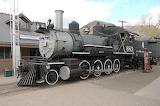 Denver & Rio Grande Western Railroad #683 At Golden, CO