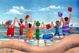 Beach Party - Peter Adderley