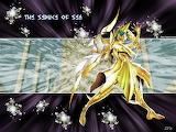Saint Seiya - Kraken