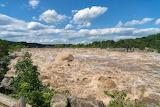 Potomac River At Great Falls