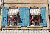 Blue-Windows-Provence-France