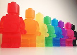 Rainbow Lego People