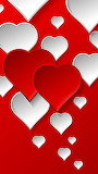 Red-and-White-Love-Hearts