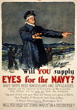 Will you supply eyes for the Navy Navy ships need binoculars and