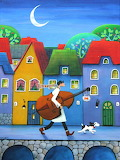 Let's play cello tonight - Iwona Lifsches
