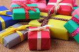 Colourful Gifts @ seniorplanet.org...