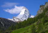 Matterhorn Switzerland - Photo from Piqsels id-zogxd
