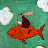 ^ It's a l-o-o-ong way down ~ Sam Toft
