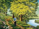 Country Life ~ John Sloane