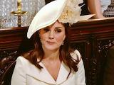 Kate Middleton at Prince Harry's wedding