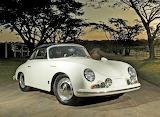 1958 Porsche 356A Hardtop Cabrio