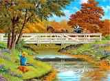 Fall Fishing~ John Sloane