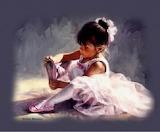 Baby Ballerina - Slippers Off