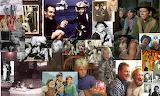 Daniel Boone collage
