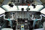 Yak 42D cockpit