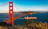 Golden Gate California - Photo from Piqsels id-jfisu