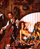 Resting to Cello Music by Roman Zaslonov