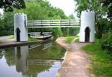 Drayton bridges Birmingham and Fazeley Canal