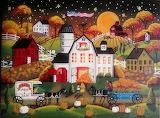Autumn at the Farm~ Cindy Landi