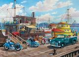 Homer Spit Harbor - Ken Zylla