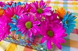 ☺♥ Floral centerpiece...