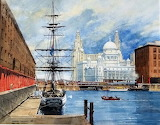 The Albert Dock Thelwell