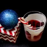 Red Snowdrift Cocktail