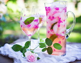 Rose Water Cocktail