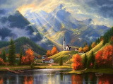 Autumn Valley~ AbrahamHunter dsktpnxus 1500x1120