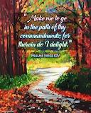 Psalm 119:33-48