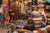 Moroccan shopping