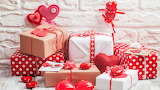 Valentine - gifts - hearts