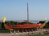 Viking Longboat 'Hugin' Ramsgate