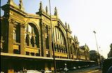 Europe - France - Paris - Station du Nord Train