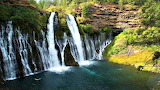 Burney Falls California USA