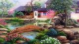 Mr.Ma's Garden
