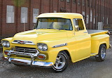 Chevy Apache pickup 1959