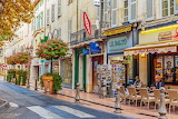 Old Town of Antibes, France