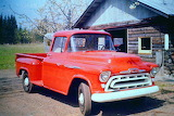 57 Task Force Chevy
