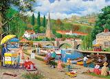 Riverside Walk - Derek Roberts