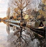 Little Venice England UK Britain London
