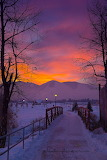 Missoula MT Sunset