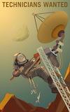 Mars-Posters 6 NASA