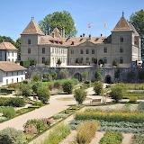 Chateau de Prangins - France
