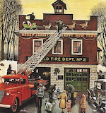 Decorating the Firehouse~
